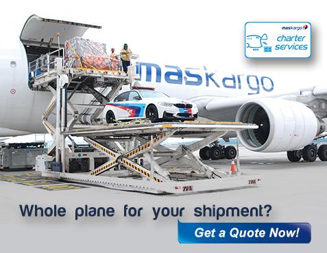 MASkargo | Keeps Business Moving